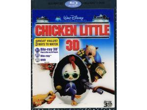Chicken Little 2D-3D