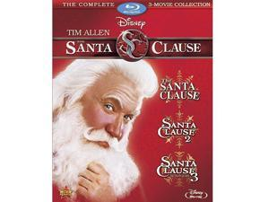 The Santa Clause: the Complete 3-Movie Collection [3 Discs] [Blu-Ray]