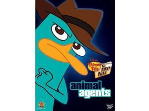 Perry Files-Animal Agents