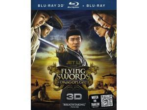Flying Swords of Dragon Gate 2D-3D