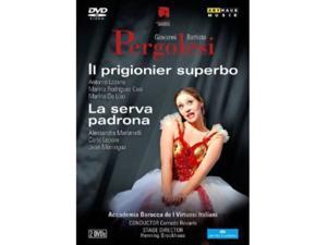 Il Prigionier Superbo/La Serva Padrona [2 Discs]