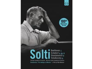 Solti Conducts Beethoven/Schubert/Shostakovich & T