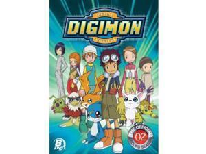 Official Digimon Adventures : Season 2
