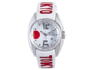 Chronotech Kids' CT.7704M/29 White Dial Stainless Steel Watch