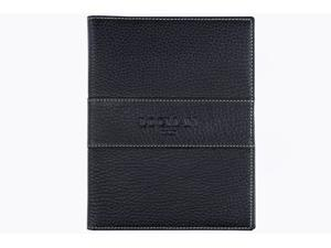 Locman LC0071-163 Black And Yellow Document Holder