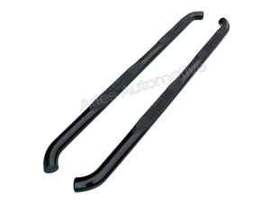 Aries Offroad 204075 Side Bars&#59; 3 in. Nerf Bar 03-10 H2