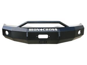 Iron Cross Automotive 22-715-14 Push Bar Front Bumper Fits 14-16 Tundra
