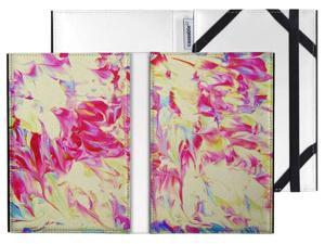 "Samsung Galaxy Tab 7"" 1&2 Case with ""Macro 10"" Design by Gela Behrmann"