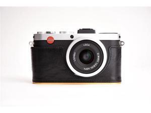Camera Half case for Leica X2 X1 (Black)