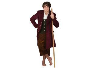 Deluxe Hobbit Middle Earth Halfling Costume- Theatrical Quality