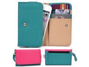 Kroo Slim Smartphone Wristlet Clutch Pouch Bag
