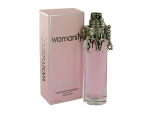 Womanity by Thierry Mugler for Women - 1.7 oz EDP Spray (Refillable)