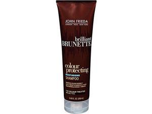 Brilliant Brunette Colour Protecting Moisturising Shampoo - For Colour-Treated - 8.45 oz Shampoo