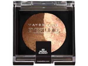 Maybelline New York Eye Studio Color Pearls Marbleized Eyeshadow, Bronze Blowou