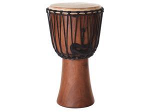 X8 Drums Economy African Djembe, Small