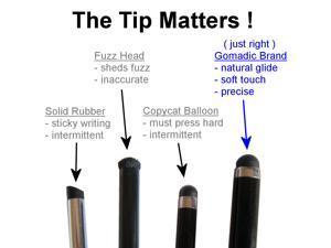 Nextbook Premium7 Tablet compatible Precision Tip Capacitive Stylus Pen