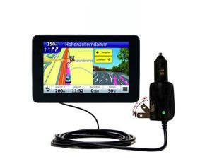 Car & Home 2 in 1 Charger compatible with the Garmin Nuvi 3590 3590LMT