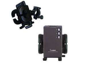 Handlebar Holder compatible with the Cowon iAudio M3L