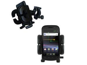 Handlebar Holder compatible with the Google Nexus S 4G