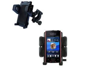Handlebar Holder compatible with the Sony Ericsson Xperia ray