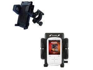 Handlebar Holder compatible with the Sandisk Sansa Fuze Plus