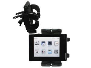 Vent Swivel Car Auto Holder Mount compatible with the Cowon iAudio D2 Plus