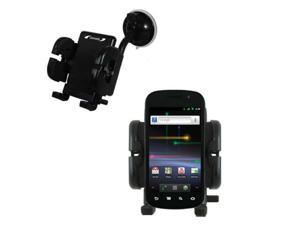 Windshield Holder compatible with the Samsung Nexus S