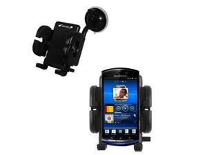Windshield Holder compatible with the Sony Ericsson Xperia neo V