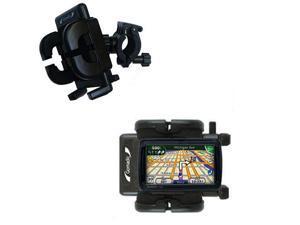 Handlebar Holder compatible with the Garmin Nuvi 855