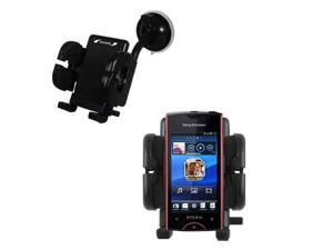 Windshield Holder compatible with the Sony Ericsson Xperia ray