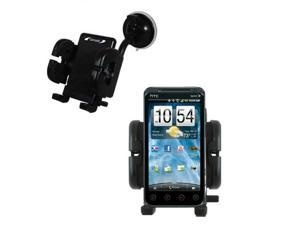 Windshield Holder compatible with the HTC HTC EVO 3D