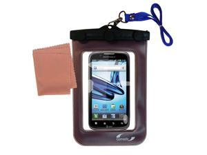 Waterproof Case compatible with the Motorola Atrix Refresh