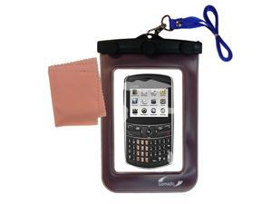 Waterproof Case compatible with the Cricket TXTM8 3G