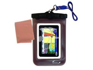 Waterproof Case compatible with the Garmin Nuvi 3590 3590LMT