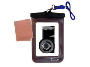 Waterproof Camera Case compatible with the Pure Digital Flip Video Mino