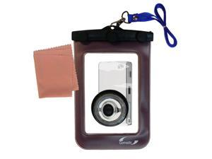 Waterproof Camera Case compatible with the Pure Digital Flip Video UltraHD