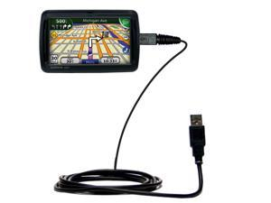 USB Cable compatible with the Garmin Nuvi 855