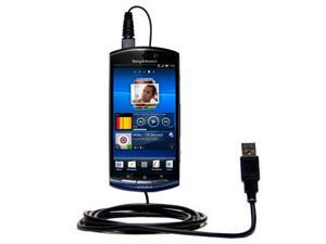 USB Cable compatible with the Sony Ericsson Xperia neo V