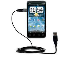 USB Cable compatible with the HTC HTC EVO 3D