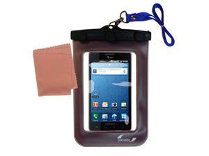 Waterproof Case compatible with the Samsung Infuse 4G
