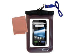 Waterproof Case compatible with the Motorola ATRIX 4G