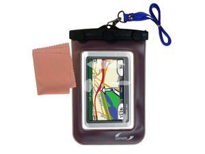 Waterproof Case compatible with the Garmin Nuvi 215W 215T