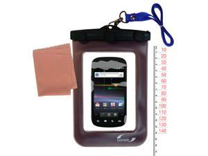 Waterproof Case compatible with the Google Nexus S