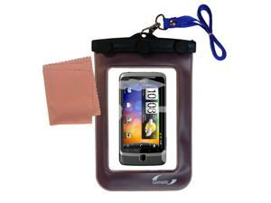 Waterproof Case compatible with the HTC Desire S
