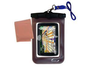 Waterproof Case compatible with the Garmin Nuvi 855