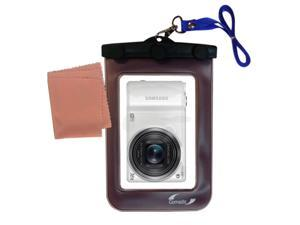 Waterproof Camera Case compatible with the Samsung WB250