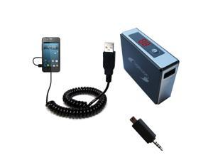 Rechargeable Pack Charger compatible with the Gigabyte GSmart Rio R1
