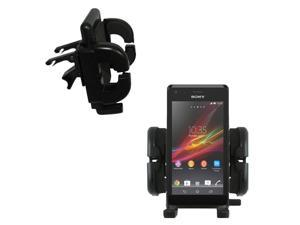 Vent Swivel Car Auto Holder Mount compatible with the Sony Xperia M