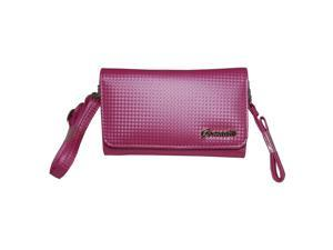 Pink Purse Handbag Case for Sony Xperia M