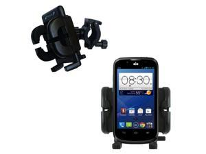 Handlebar Holder compatible with the ZTE Overture